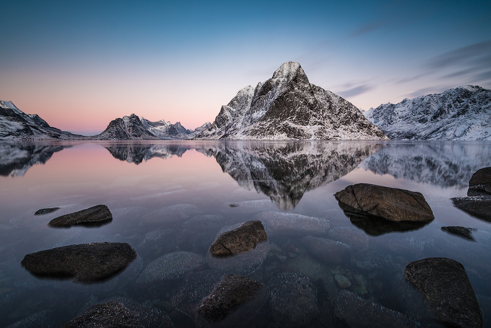 [ … arctic mirror ] by Raymond Hoffmann