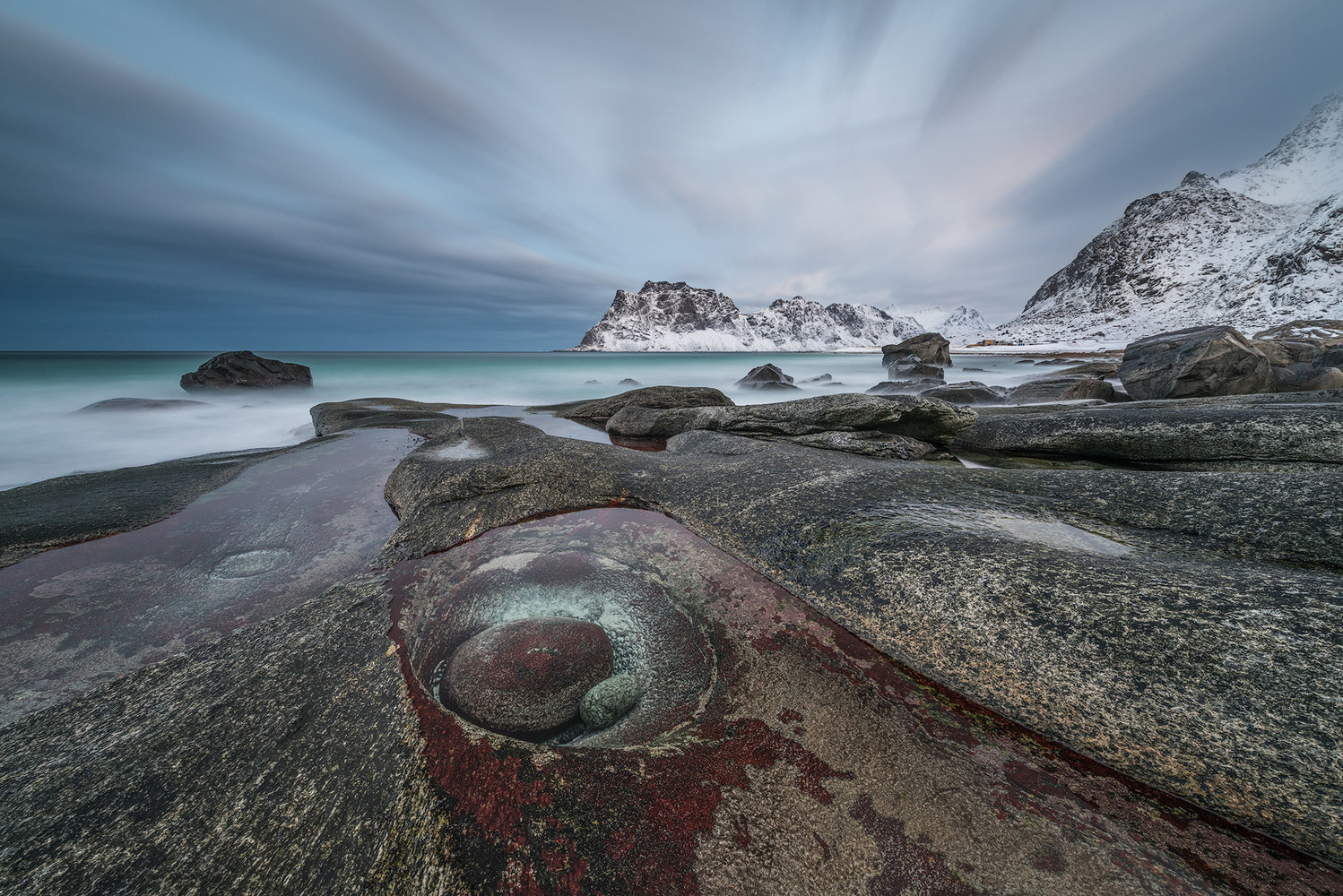 [ … eye of Utakleiv ] by Raymond Hoffmann