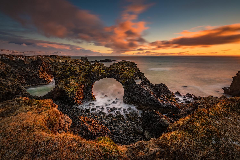 [ … coast line ] by Raymond Hoffmann