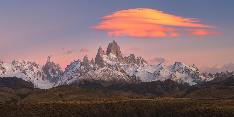 land of the condors by Raymond Hoffmann