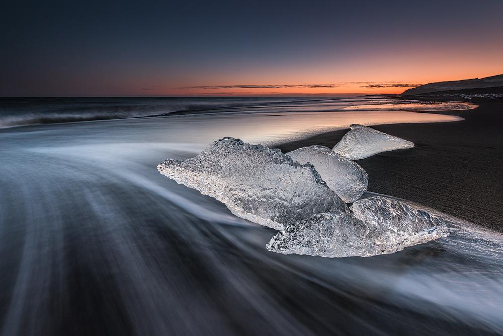 [ … crystal beach ] by Raymond Hoffmann