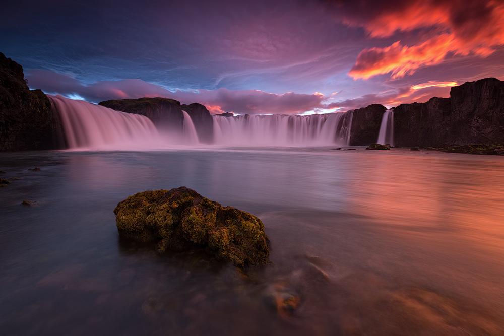 [ … Goðafoss ] by Raymond Hoffmann