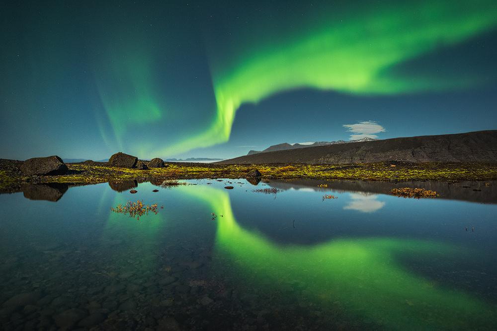 [ … norðurljós ] by Raymond Hoffmann