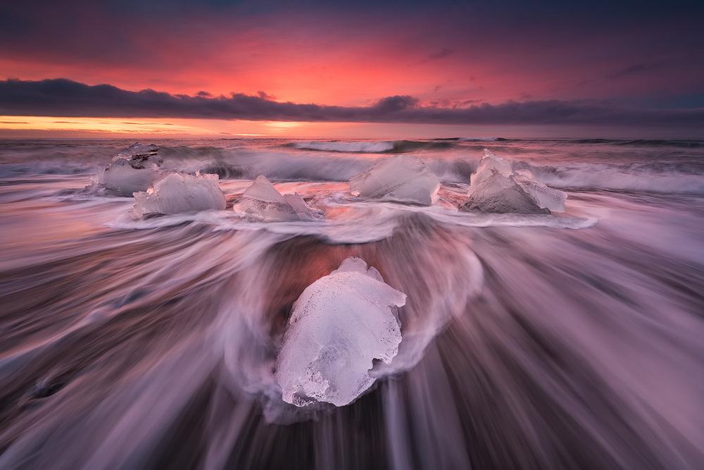 [ … fire and ice ] by Raymond Hoffmann