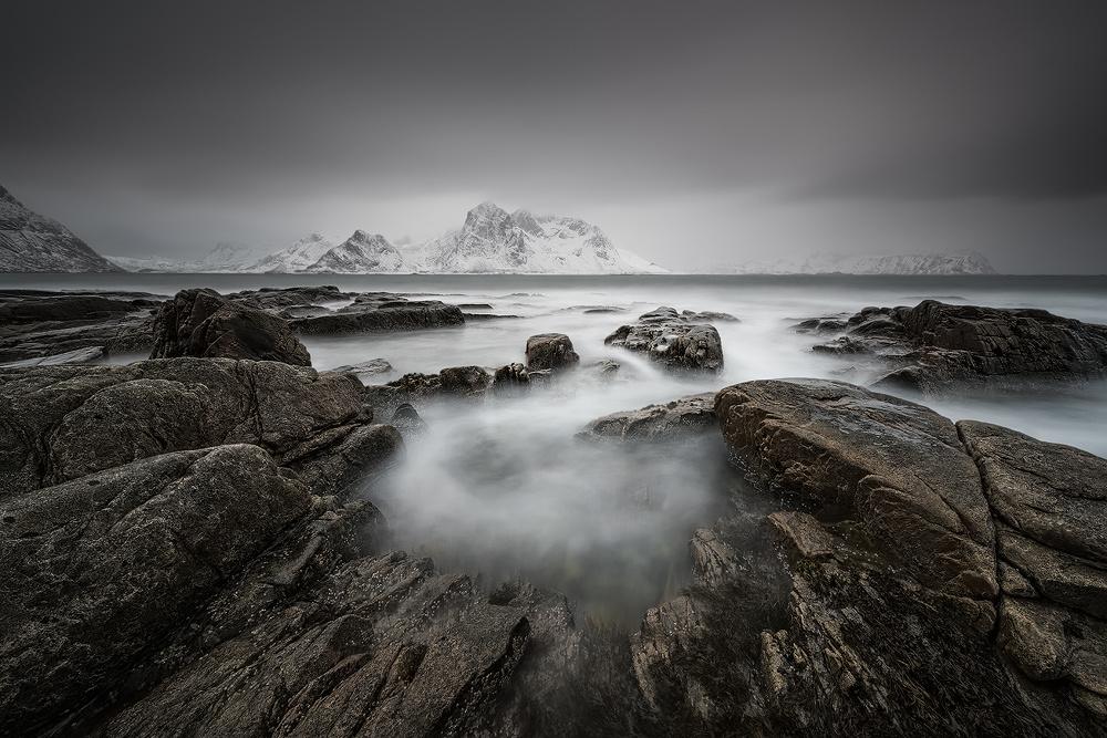 [ … coastline ] by Raymond Hoffmann