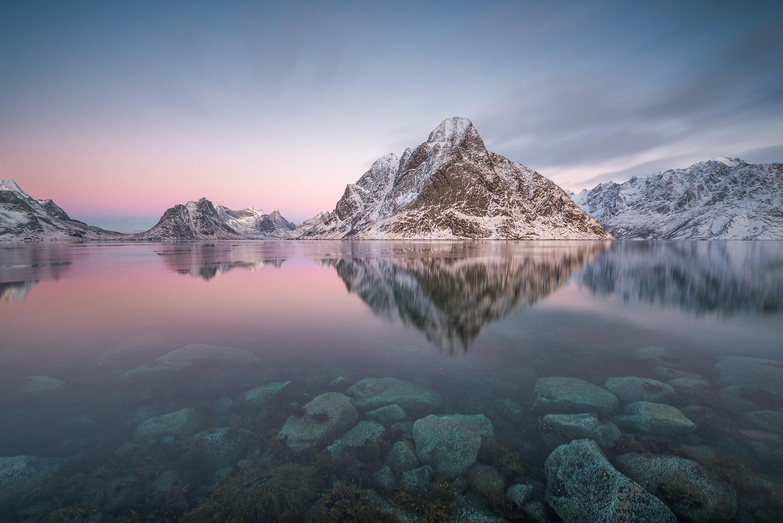 [ … arctic light ] by Raymond Hoffmann