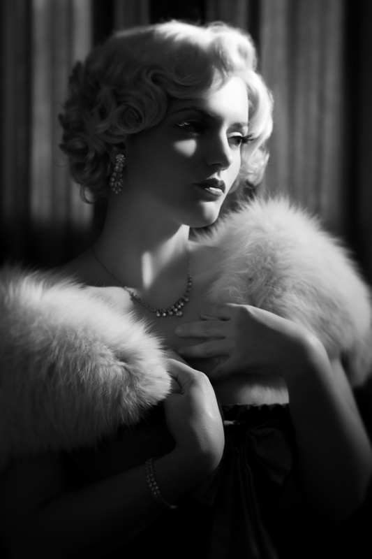 Hollywood Glamour by David Woolley