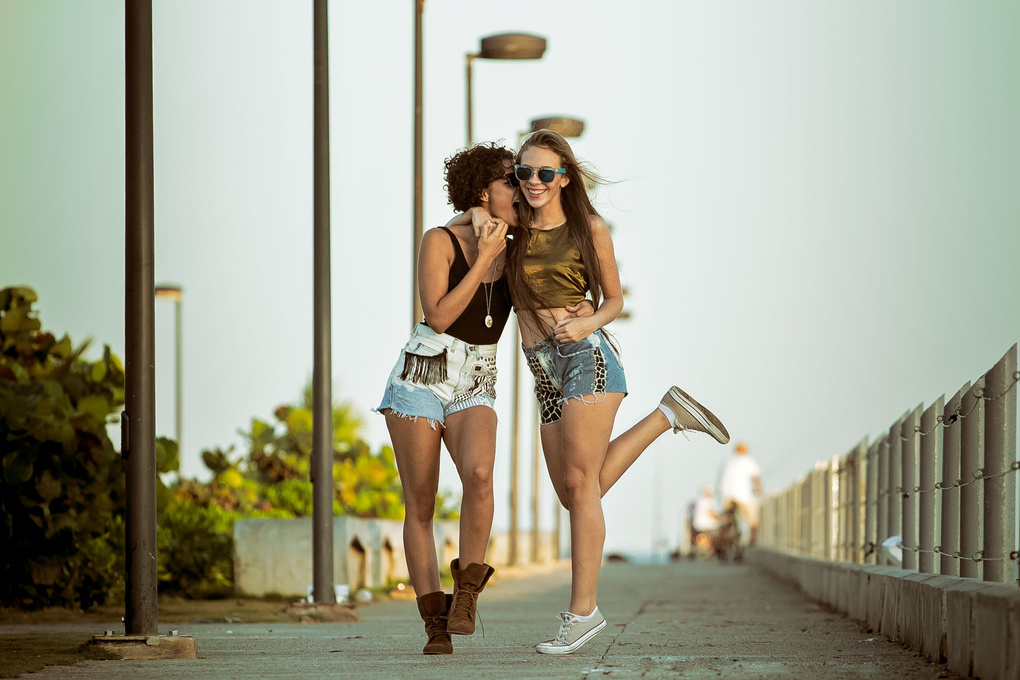 Ripped Jeans by Javier Celado