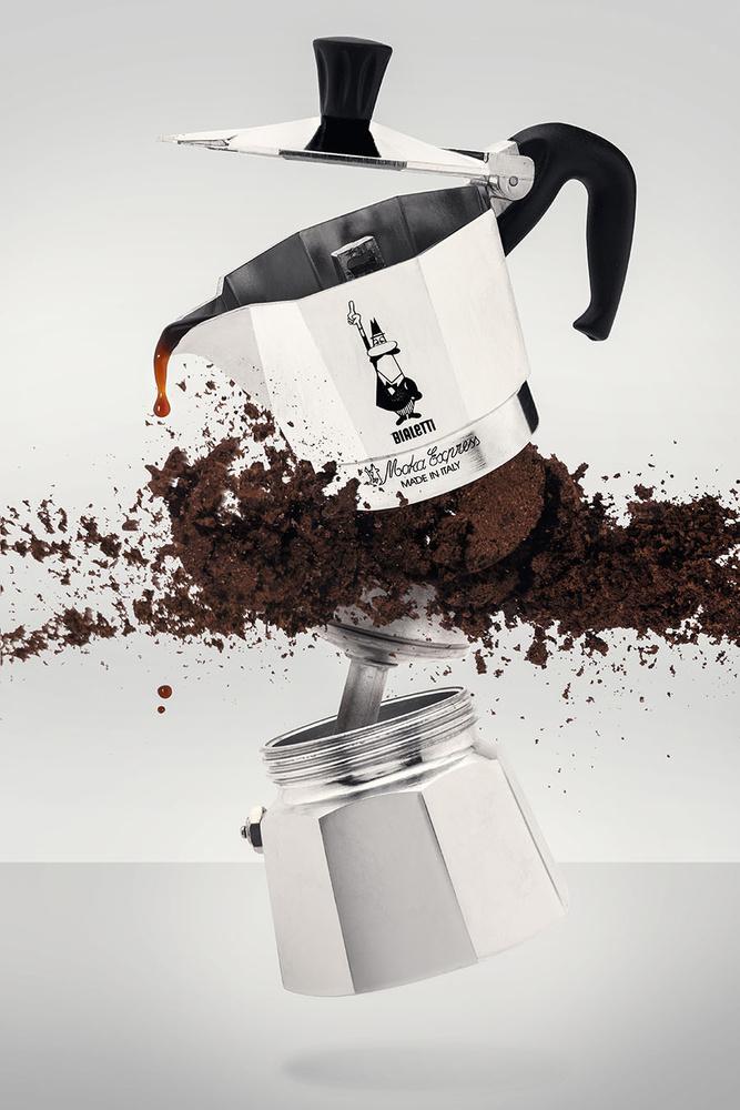 Explosion Coffee by Ciro Guastamacchia