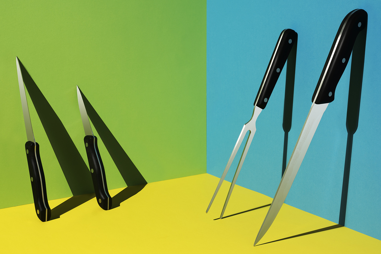 Swiss knives by Ciro Guastamacchia