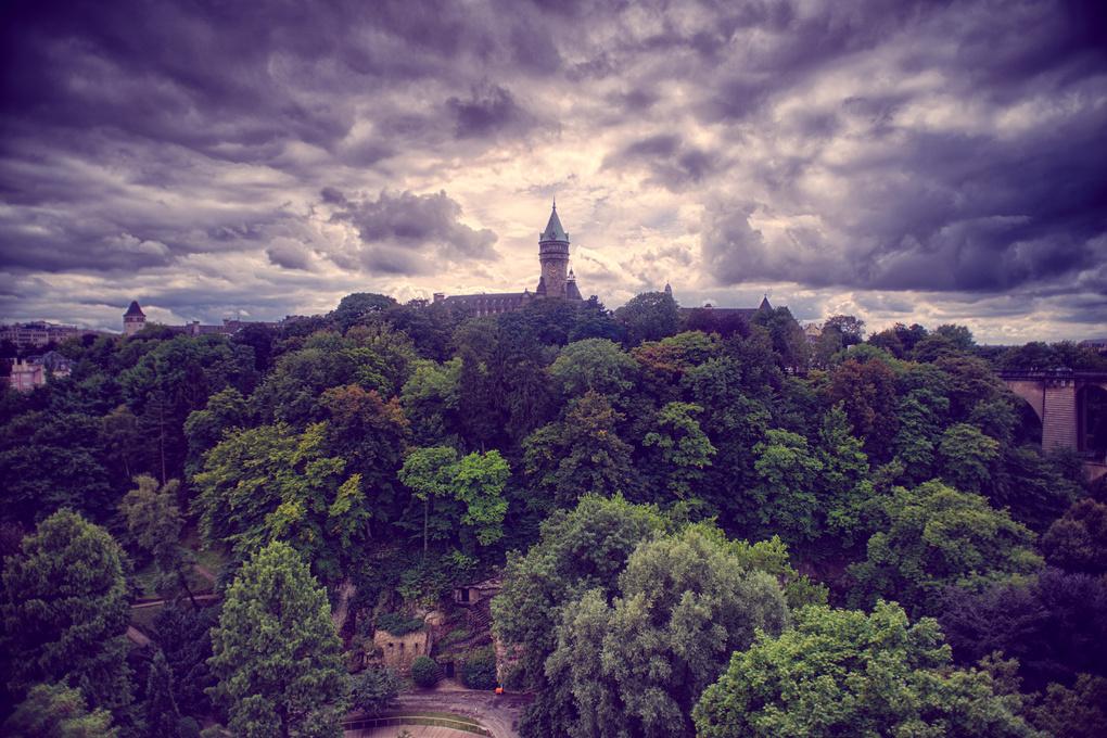 Luxemburg by Chris Bergstrom