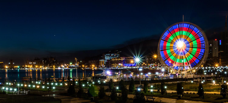 Ferris Wheel Candy by Pouya Lucky