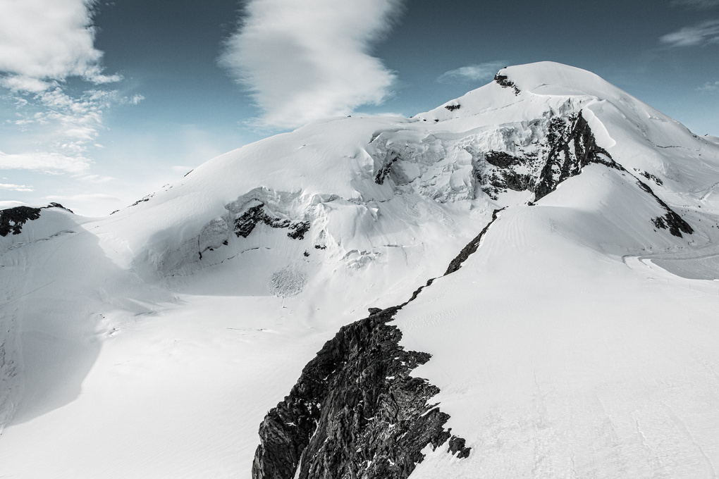 SUMMITS OF SWITZERLAND by Cedric Schanze