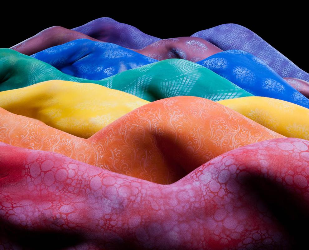 Rainbow Hills by Craig Colvin