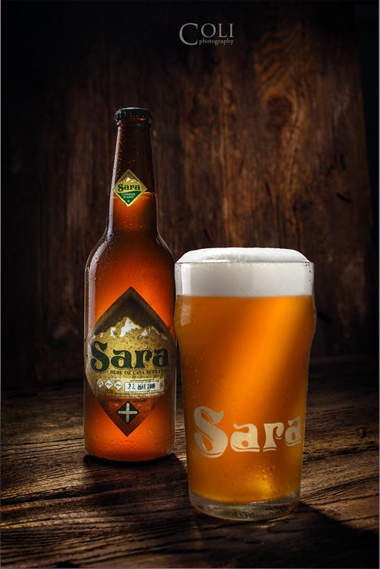 Sara Beer by Sebastian Colibar