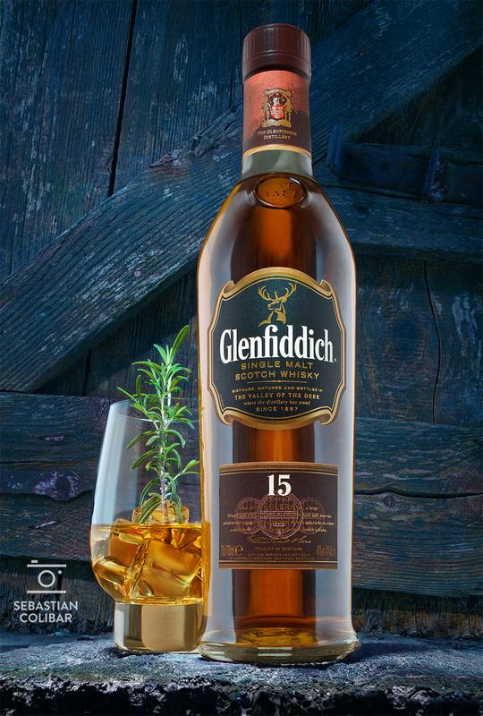 Glenfiddich Single Malt by Sebastian Colibar
