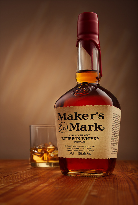 Burbon Shot by Sebastian Colibar