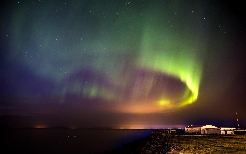 Aurora Borealis by Gabriele Zanon