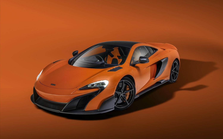 McLaren 675LT Studio by Graham Taylor