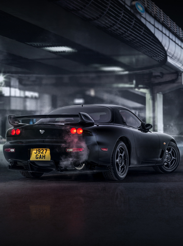 RX7 by Graham Taylor