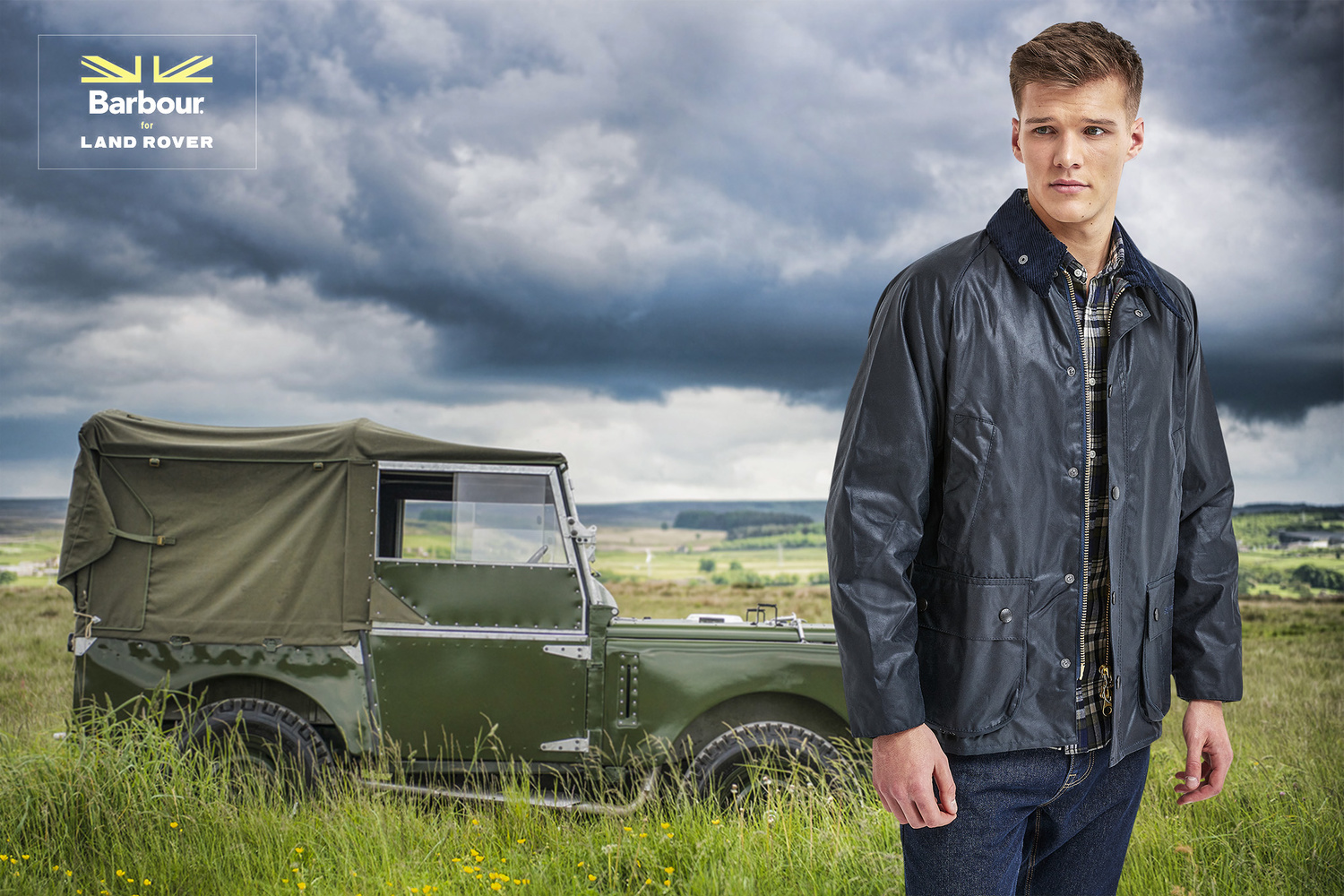 Barbour for Land Rover by Graham Taylor