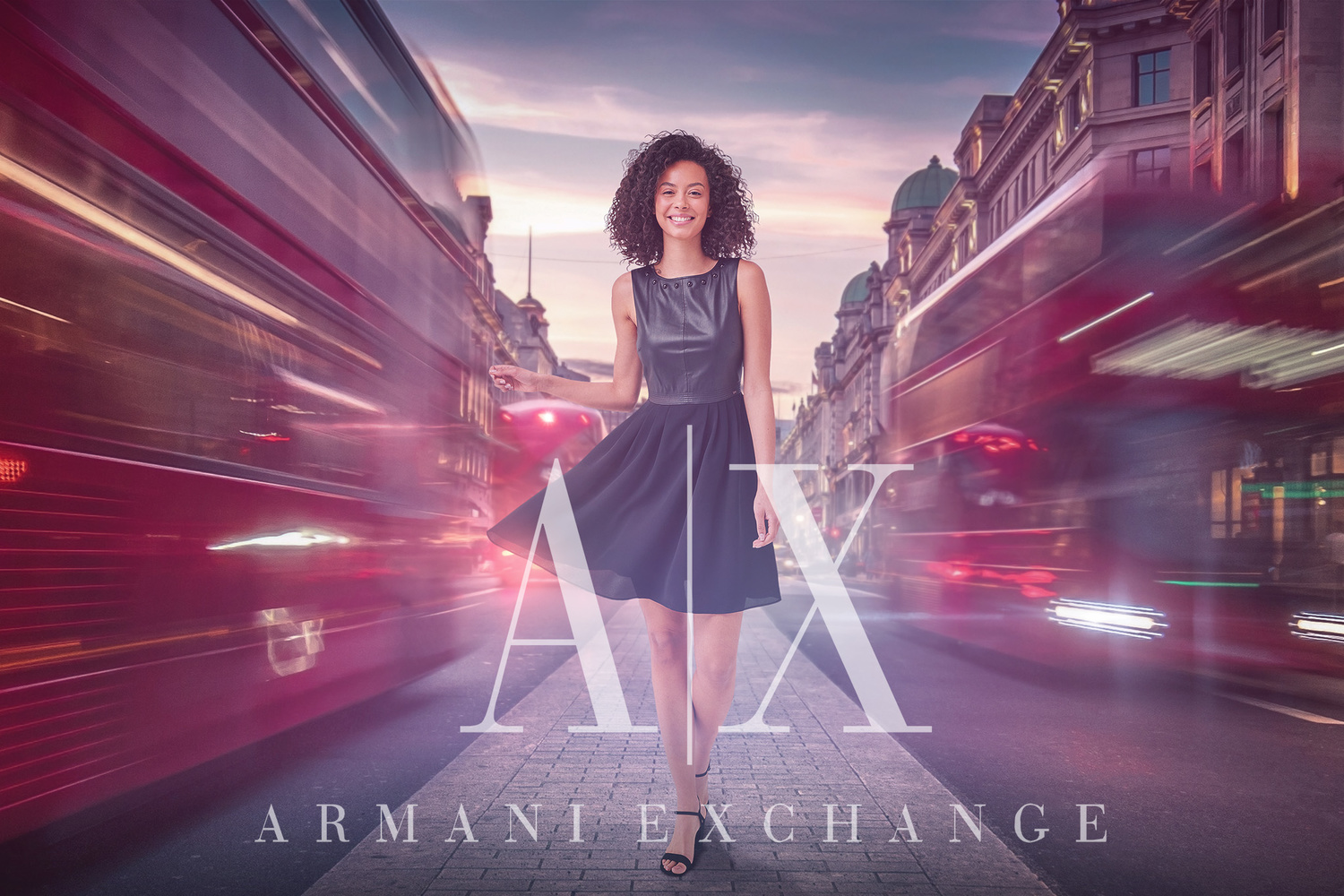 Toma / Armani Exchange by Graham Taylor