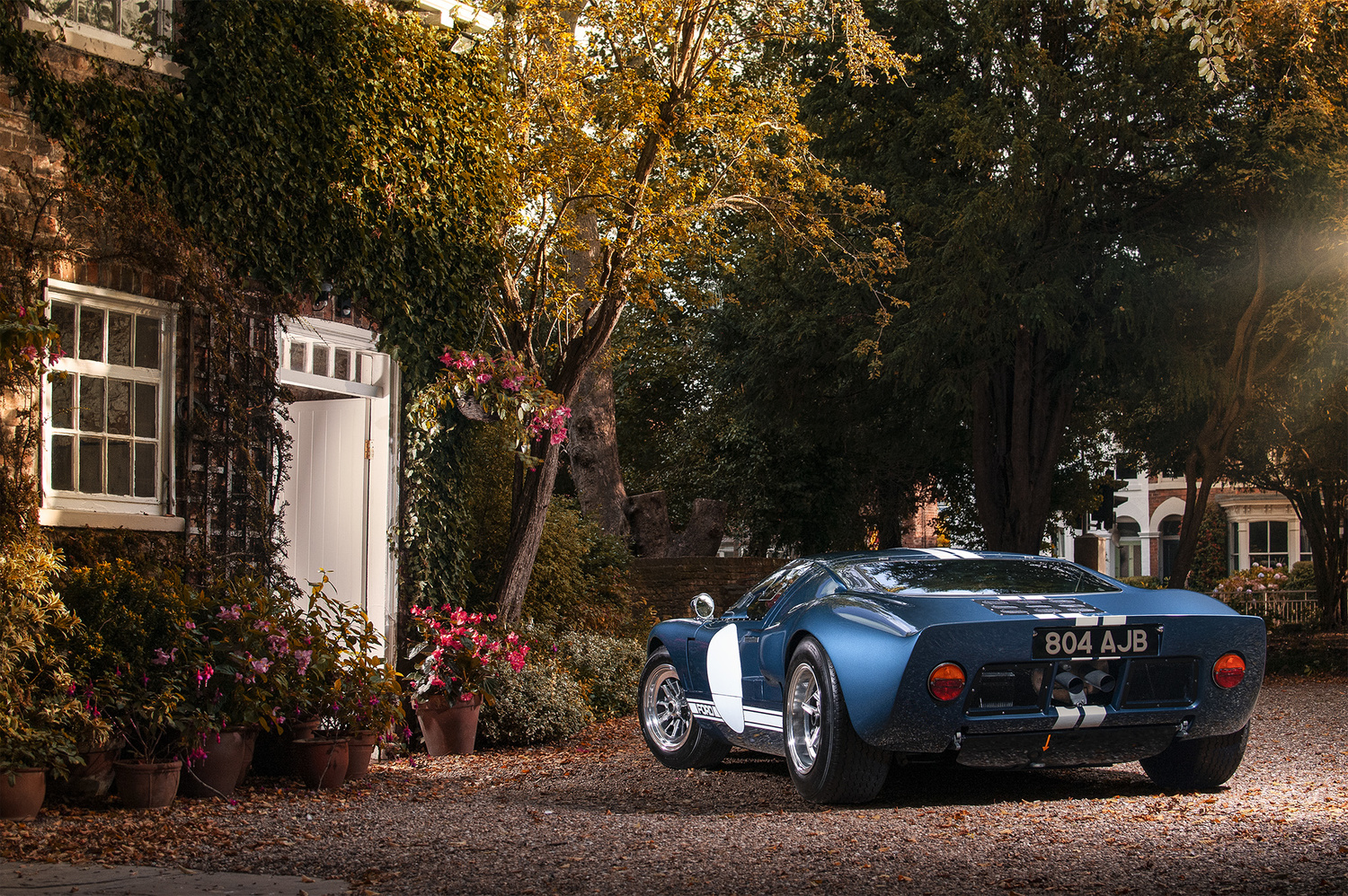 GT40 by Graham Taylor