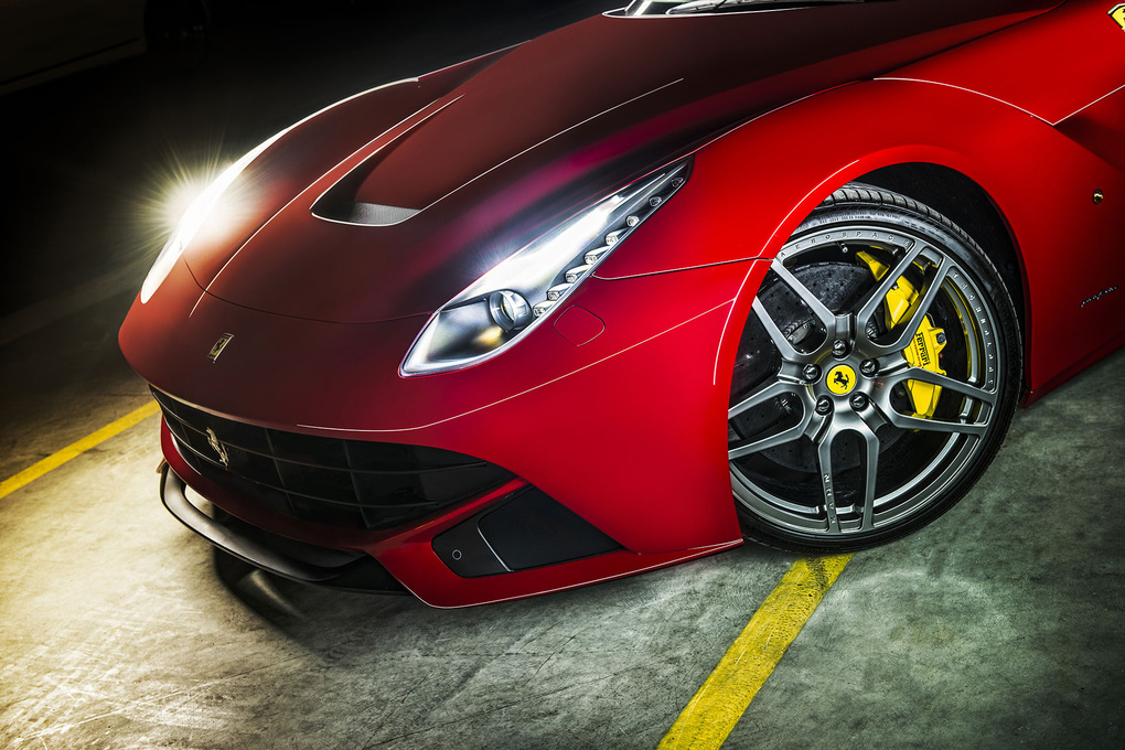 Ferrari F12 by Graham Taylor