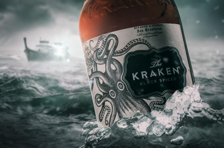 Kraken Rum by Graham Taylor