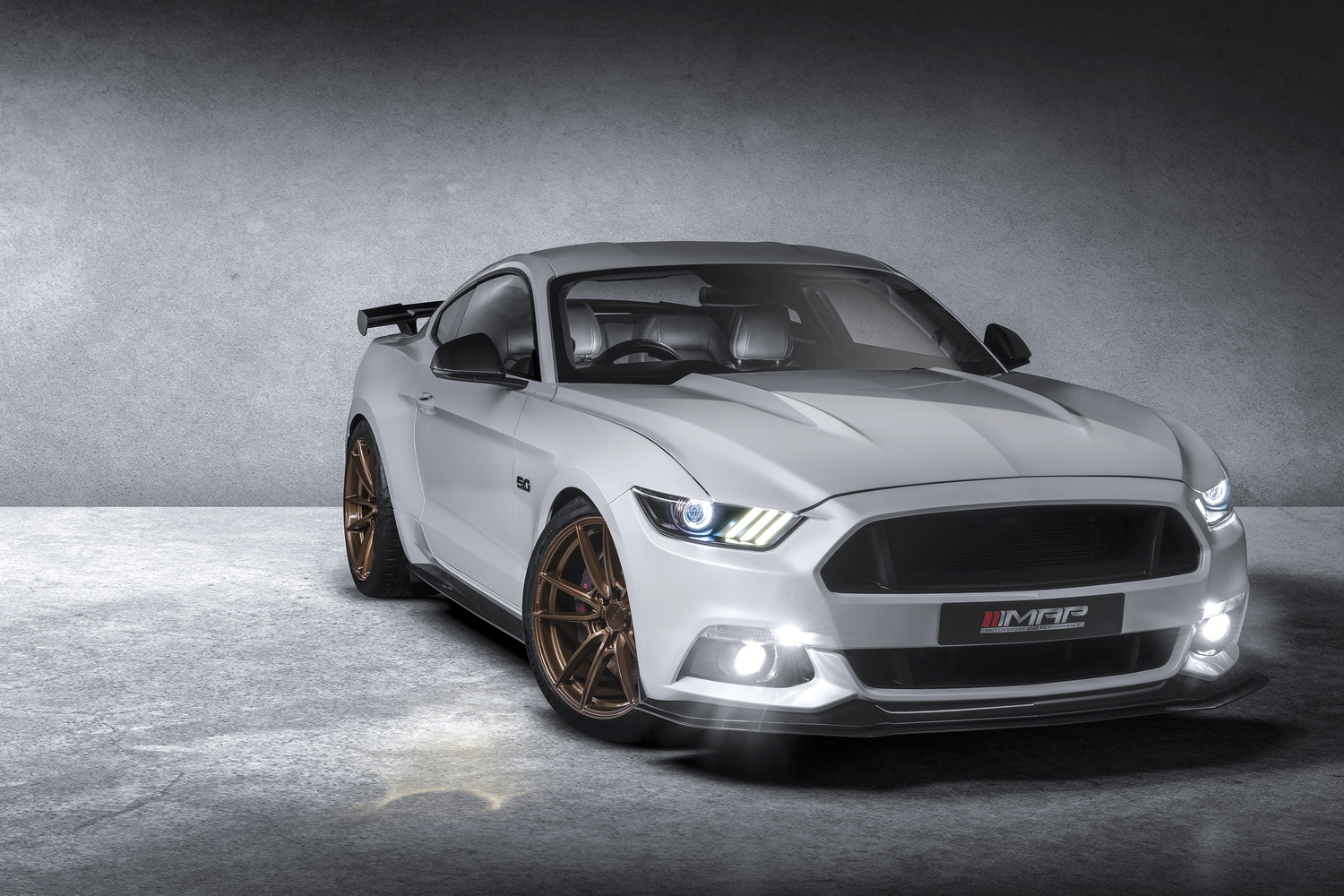 Ford Mustang by Graham Taylor