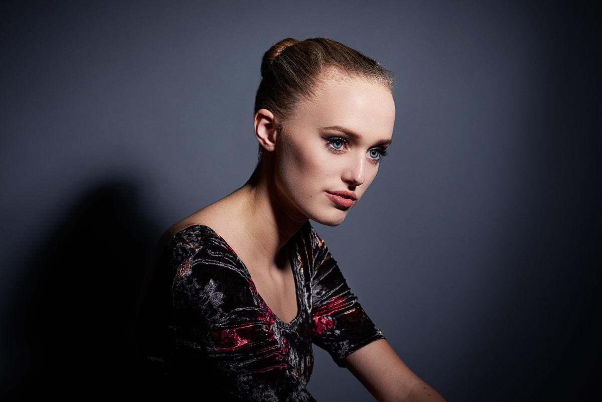 Beauty photo - high school senior by JEFF Dietz