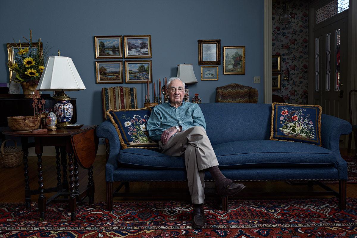 World War 2 Veteran Portrait by JEFF Dietz