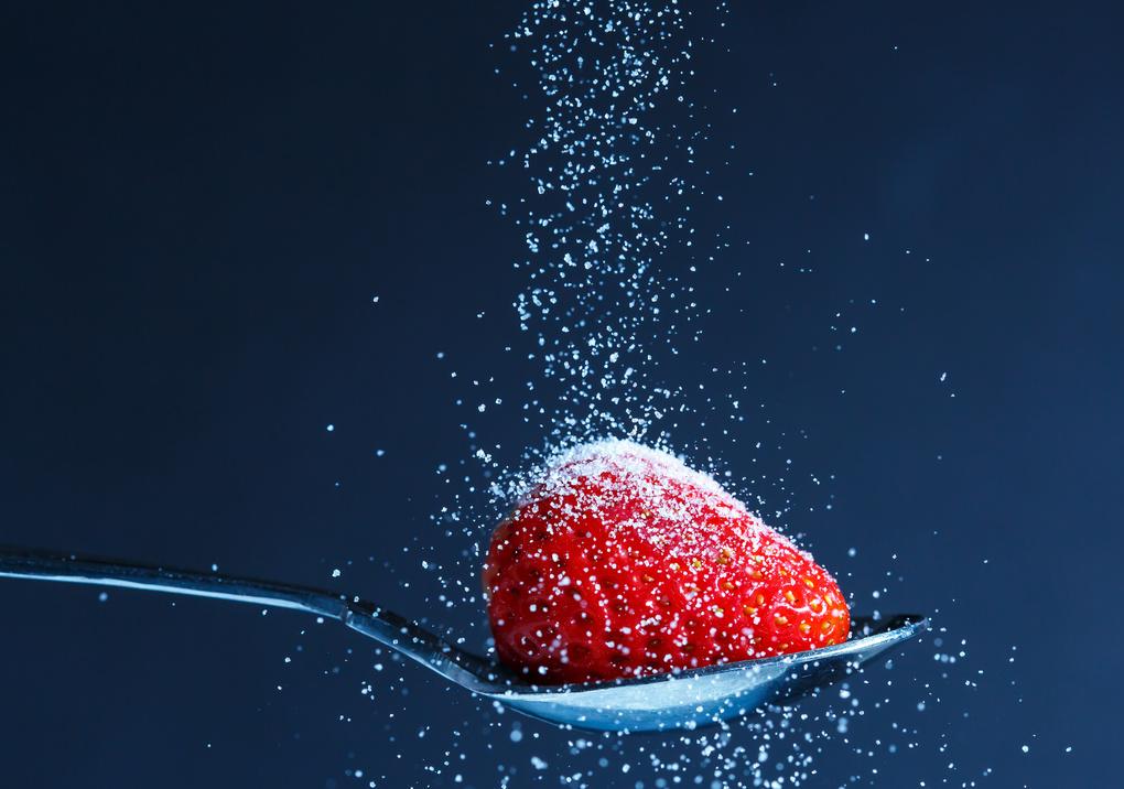 Sweet Strawberry by Ian Roberts