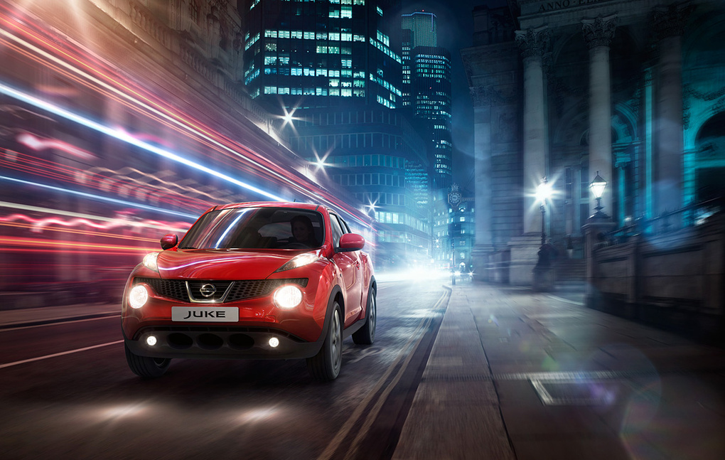 Nissan Juke by Joao Britto