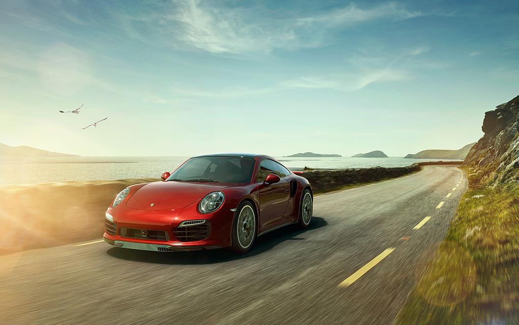 Porsche 911 Turbo S by Joao Britto