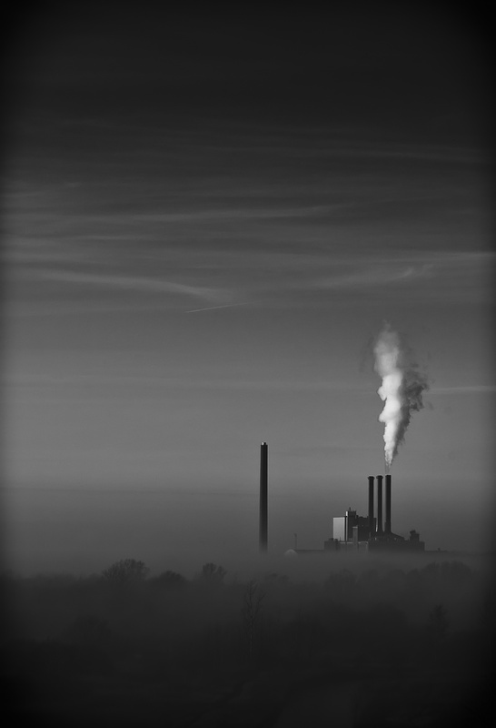 Through the Fog by Prakash Prasad