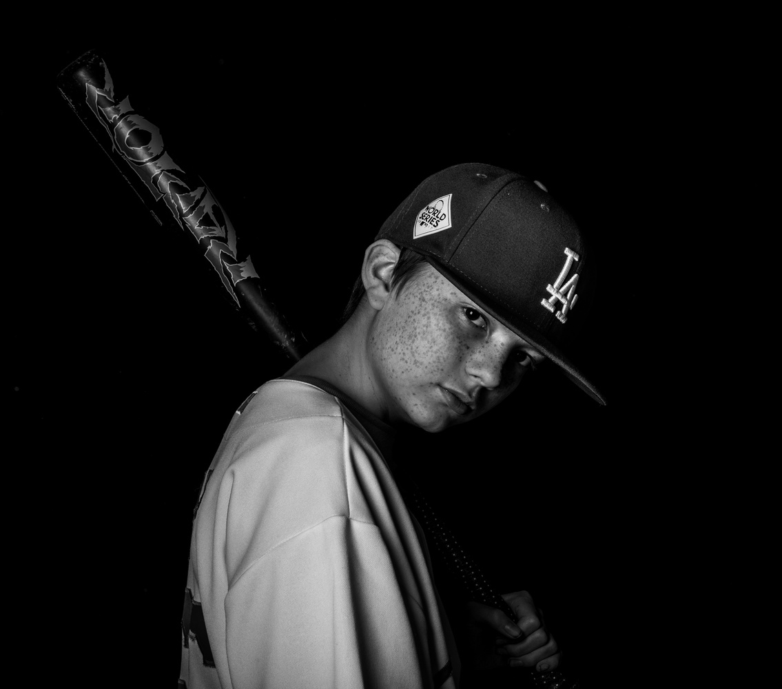 Baseball season is here by Shawn devore