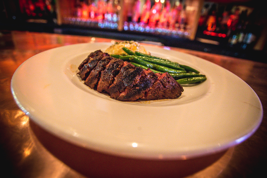 Steak by Adam Straughn