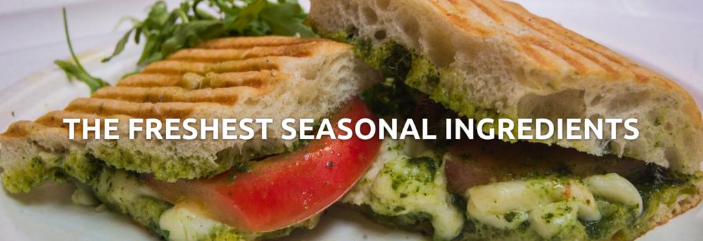 """The Freshest Seasonal Ingredients"" by Adam Straughn"