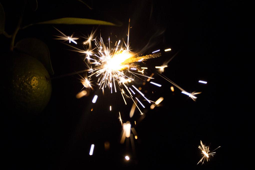 Sparkles by Emilio Córdoba