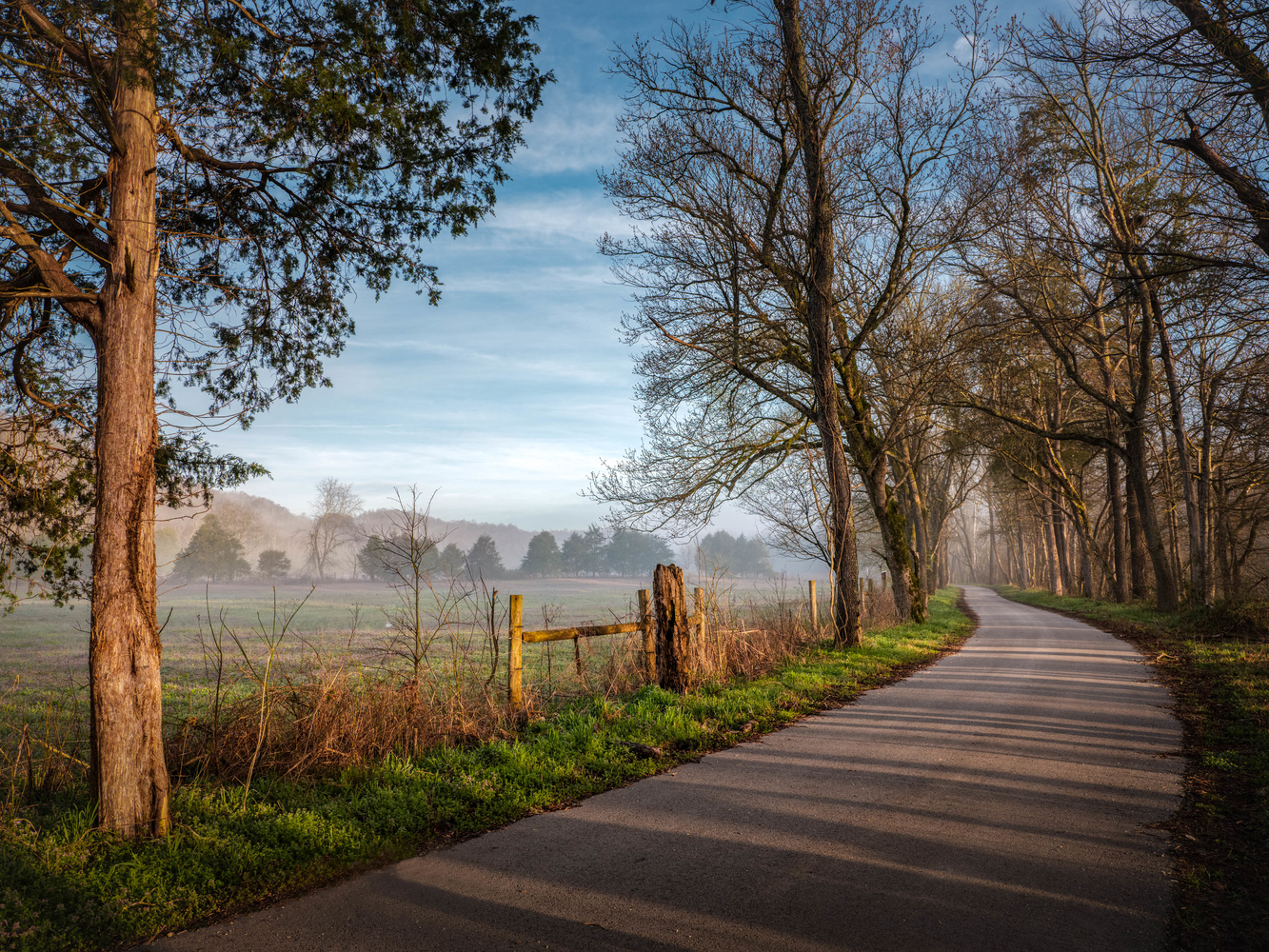 Country Road by Korey Napier