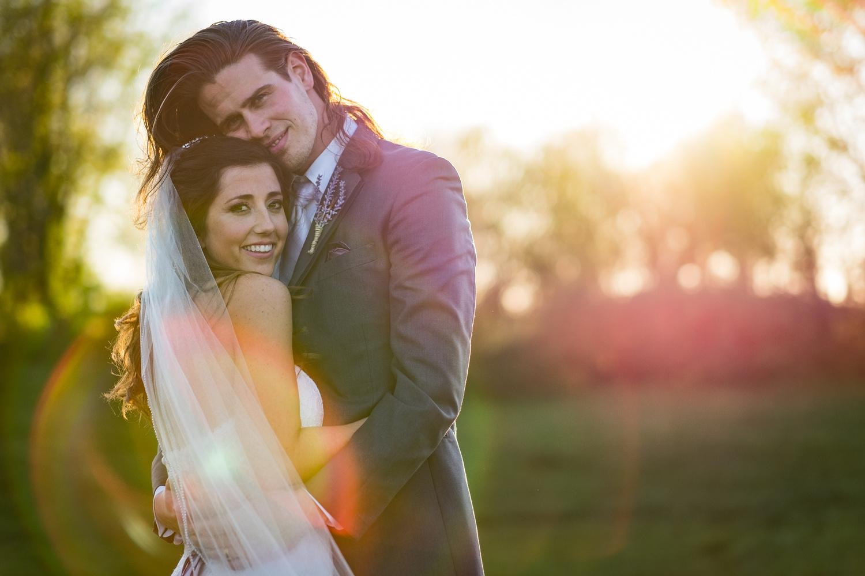 Wedding Couple by Korey Napier