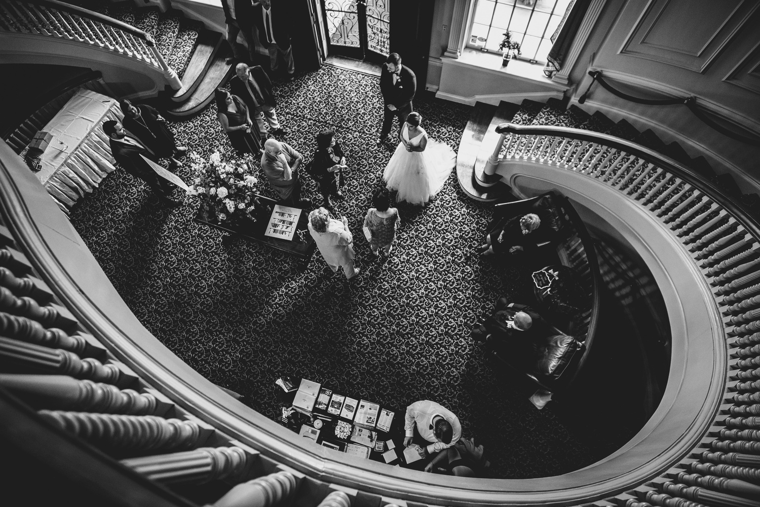 Grand Staircase by Korey Napier