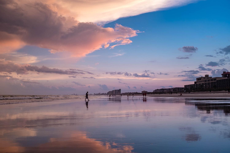 Dusk Reflections  by Korey Napier