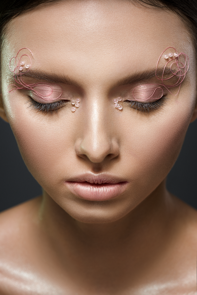 Beauty - pink by John Platanou