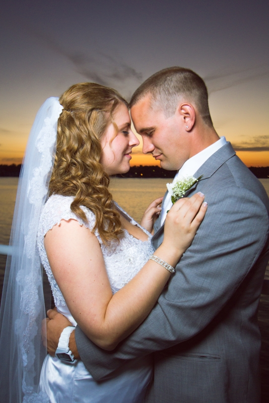 Sunset Wedding by John White