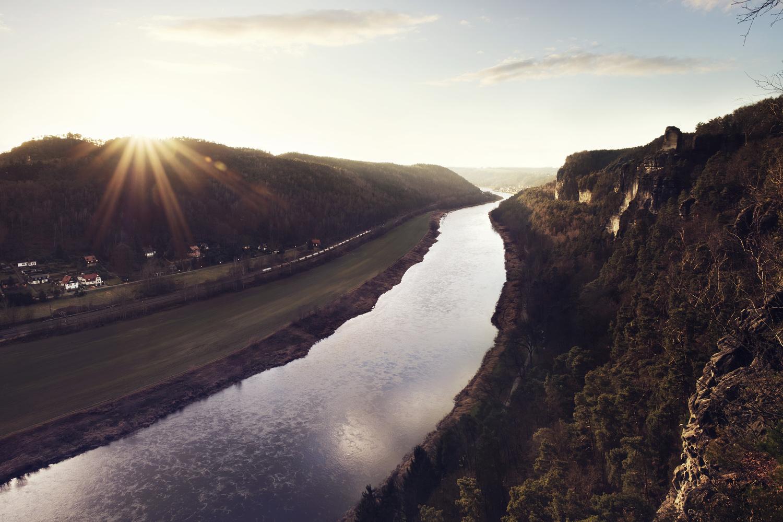 Bastei National Park, Dresden, Germany by James McDonald
