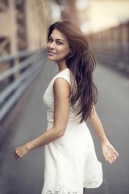 Nina - Natural light by Dani Diamond