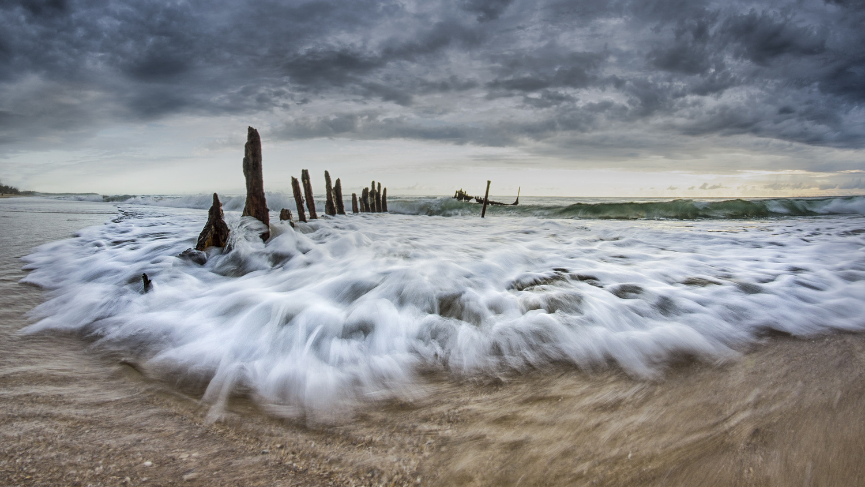 Ruins of Bad Weather by Dan MacPhail