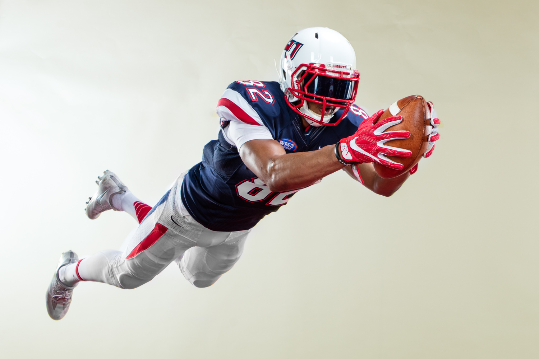 Liberty University Football  by Kevin Manguiob